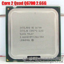 Intel Core 2 Quad Q6700 Processor (2.66GHz/8MB /Quad-Core/FSB 1066 )Desktop LGA 775 CPU(China (Mainland))