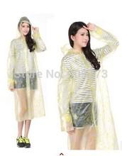 poncho rain raincoat waterproof coat dress jacket Burberry height 150cm-180cm 0.35KG