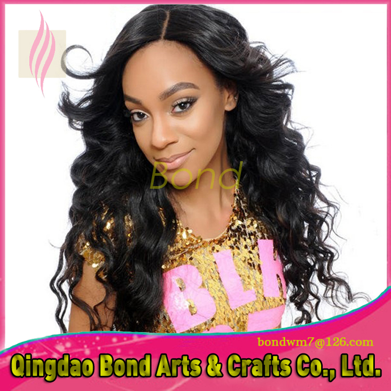 Best Fashion Brazilian Body Wave Lace Front Human Hair Wig For Black Women Glueless Full Lace Wigs Free Shipping<br><br>Aliexpress