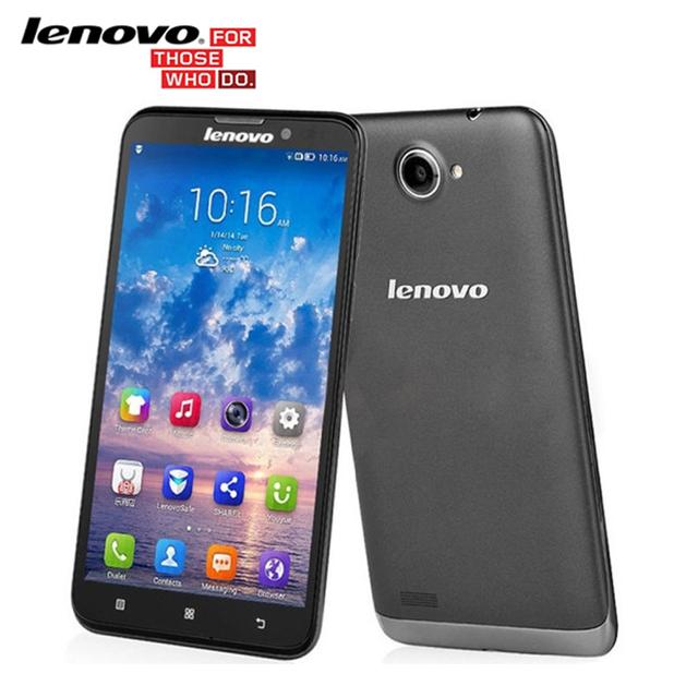 Оригинал Lenovo S939 MTK6592 Octa Ядро Android Сотовые Телефоны 6 7-дюймовый IPS 1 ГБ RAM 8 ГБ ROM 8MP Камера WCDMA GPS Multi-language
