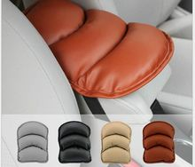 Buy Car Armrests Cover Pad Vehicle Center Console Arm Rest Seat Pad Ford Focus 2 3 Peugeot 206 207 307 308 407 Auto Accessories for $4.59 in AliExpress store