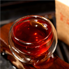 20 Pcs Yunnan Puer Tea Cha Gao Ripe Pu Er Instant Chagao Mini Pu Er Brick