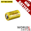 Nitecore CR2 3V Lithium Battery Disposable Battery Non Non Rechargable