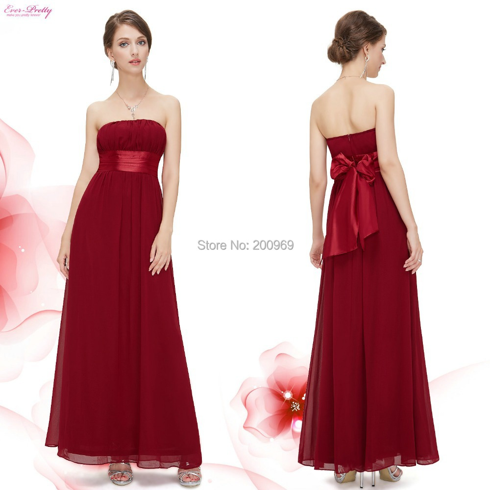 HE09060 Hot Sale In Stock Free Shipping Sexy Long Beautiful Brand New Fashion Pink Multi Colors Bridesmaid Dress For Party 2014(China (Mainland))