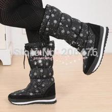 2014 botas de nieve vivi mujeres impermeables de zapatos antideslizantes(China (Mainland))