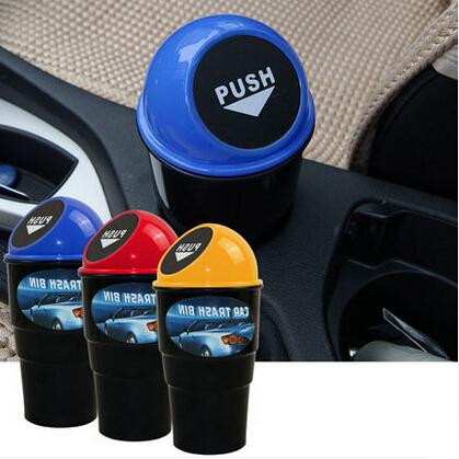 Car Trash Can Garbage Dust For Chevrolet Cruze Malibu Trax Lova Captiva Aveo Opel Mokka Any Car(China (Mainland))