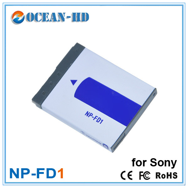 Camera Battery Pack NP-FD1 Mobile Phone Accessories For Sony DSC BD1 TX1 T900 T700 T500 T200 T77 T90 T70 T2(China (Mainland))