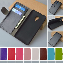 Luxury PU Leather Wallet Stand case for HTC Desire 700 709d 7060 7088 Dual Sim Cover Phone Bag Free Shipping 9 colors