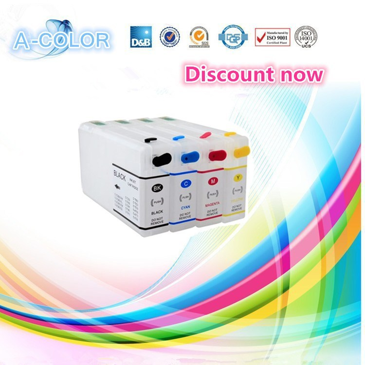 refill ink cartridge T7891 T7892 T7893 T7894 for epson WF-5110/5190/5620/5690(China (Mainland))