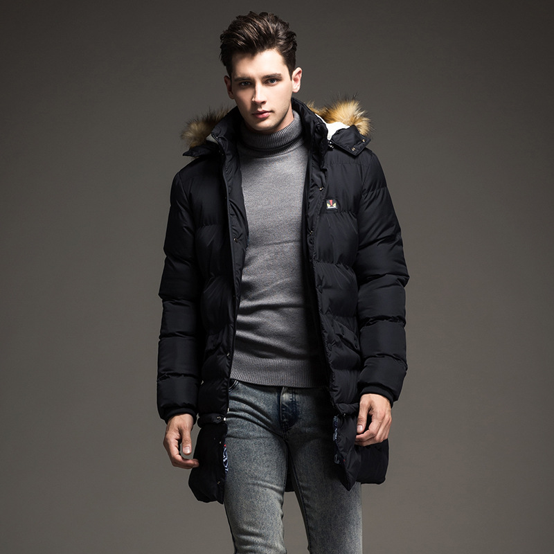 Mens parka jackets fur hood – Novelties of modern fashion photo blog