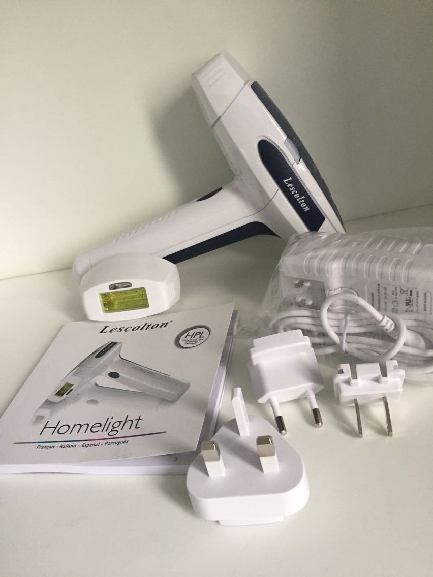 G910E Home laser hair removal equipment face and legs privates/The photon hair removal machine /Hair removal female special