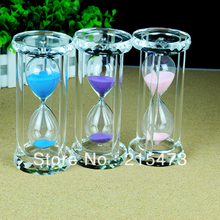 popular crystal hourglass