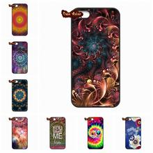 For Apple iPhone 4 4S 5S 5 5C 6 6S Plus Bohemian Tie Dye Hippie Mandala Phone Case Cover For LG G2 G3 G4 HTC One M7 M8 iPod(China (Mainland))
