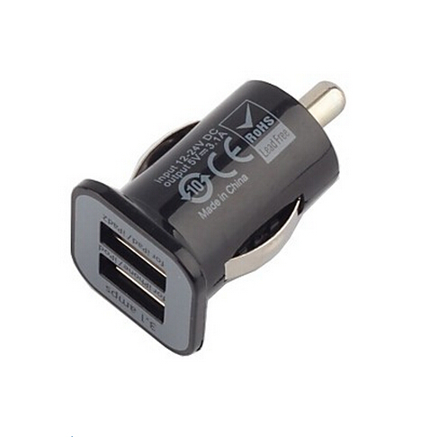 Universal Car Charger for iPhone 6 iPhone 6 Plus, iPad and Others(China (Mainland))
