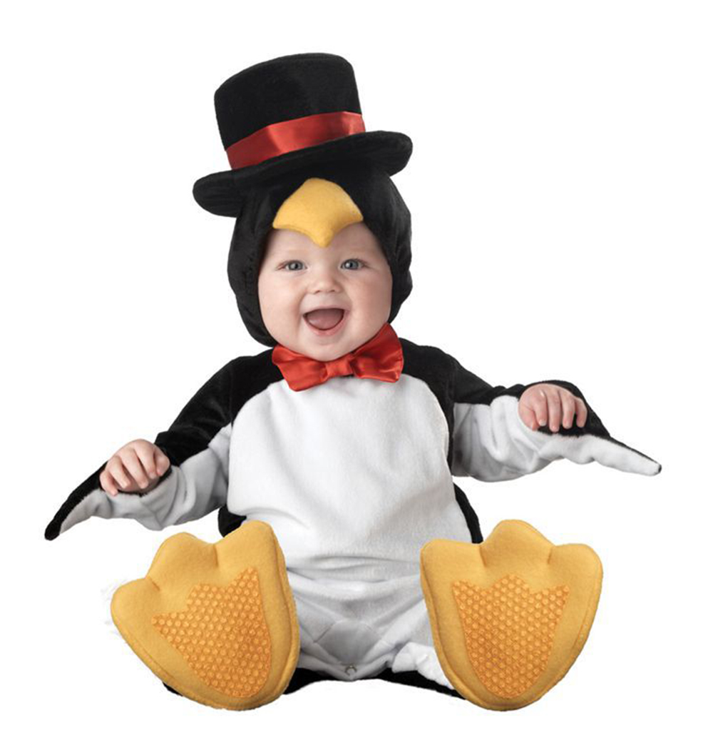 New Baby Penguin Infant Toddler Halloween Costume