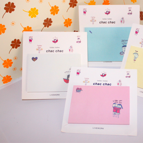 Baisoo stationery supplies fresh kawaii portable sticky paper memo pad for school girl writing 69*47 mm 36pcs/set Oulm wholesale<br><br>Aliexpress