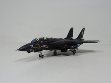 F-14A US Navy VX-4 1:200 Hogan US Navy aircraft model(China (Mainland))