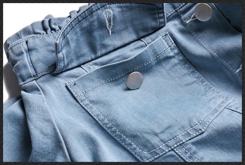 HTB1wLVJQpXXXXcFXVXXq6xXFXXXn - Must Have Women's Clothing Set, 2017 New Slash Neck Half Sleeve Denim Top and Denim Cotton Skirt One Set