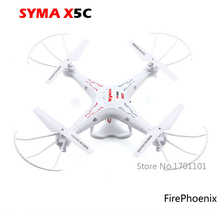 Syma X5C RC Quadcopter Drone 2.4GHz 6 Axis GYRO 2MP HD Camera