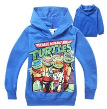 new teenage mutant ninja turtles children hoodies autumn 2014 fashion movie costume clothes kids boys hoody jacket coat(China (Mainland))