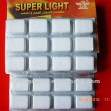 Esbit 1300 Degree Smokeless Solid Fuel Cubes for Backpacking Camping and Hobby 12 Pieces Each 10g