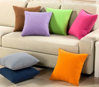 #551  sofa cute pure office home pillow cover cushion cover freeshipping min4pcs wholesale