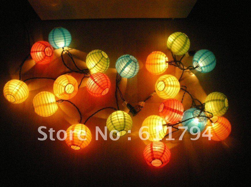 ... Multicolors Fairy Light 10 LED for Wedding Birthday Party/Hom  decoration Dia 3u0027u0027
