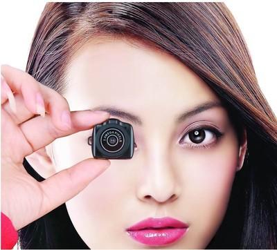for Y2000 Mini DV Camera HD Micro Camera Digital Mini DVR Spy for Cam Video Hidden Voice Recorder Camcorder Camara for Espiao(China (Mainland))