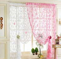 Butterfly string curtain tulle home decoration room divider ready made curtain (W)100cm * (H)200cm