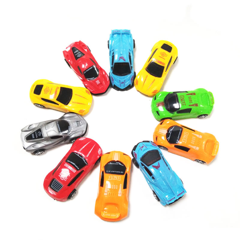 1pc Children Cute Mini Cars Classic Pull Back Toys Colorful Sports Car Model Birthday Gifts for Kids Baby(China (Mainland))