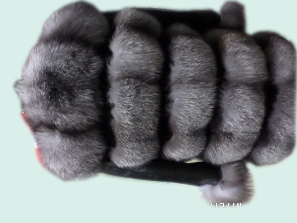 Seniorlong-sleeved  silver blue fox fur coatОдежда и ак�е��уары<br><br><br>Aliexpress