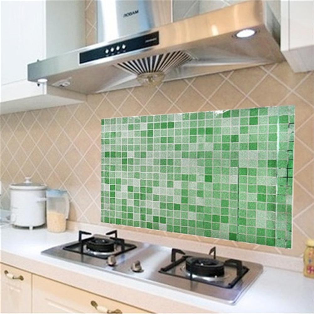 Ingrosso di Alta Qualità adesivi per piastrelle cucina da ...