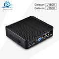 Low Price Desktop Mini pc Celeron J1800 Dual Core J1900 Quad Core Dual lan 2 41Ghz