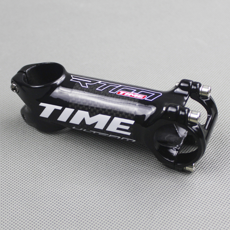 2017 NEW road bike full carbon fibre bicycle stem MTB bike stems 31.8*60-120mm angle 6 17 degrees cycling parts()
