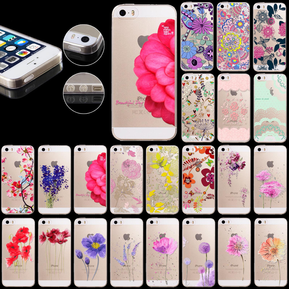 "Free Shipping Case For iPhone 6 4.7"" Various Beautiful Flowers Colored Drawing Printed Case Skin Covers WHD1242 1-22(China (Mainland))"