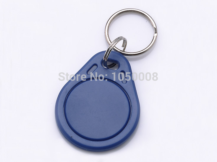 50pcs/lot UID Changeable NFC IC tag rfid keyfob token 1k S50  13.56MHz Writable ISO14443A<br><br>Aliexpress