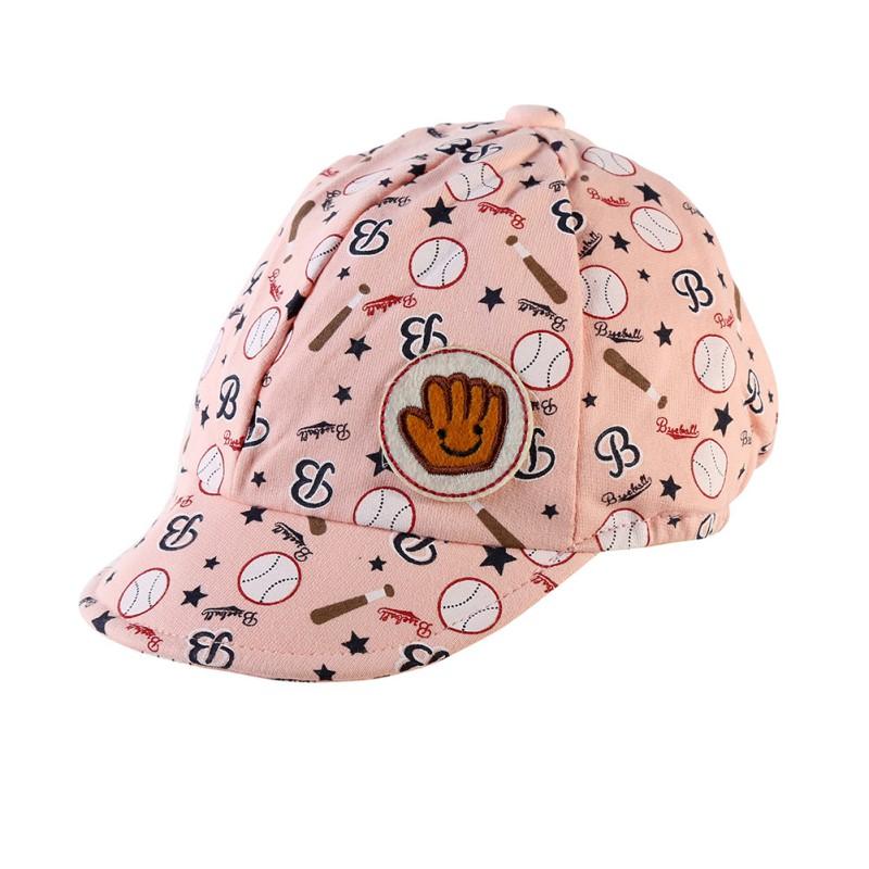 2016 Fashion Hot New Baby Kids Toodler Boy Girl Girls Cotton Hat Sun Baseball Cute Cap 5 Colors Kids Products(China (Mainland))