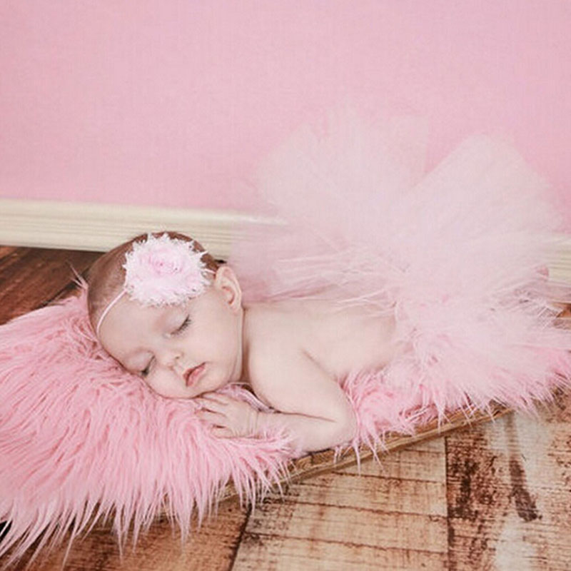 Cute design costume outfit newborn baby photography props peacock handmade