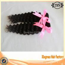 Grade 6A brazilian virgin hair deep wave cheap unprocessed virgin brazilian hair bundles 100% human hair extension 10″-30″