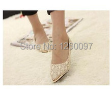 Summer and Autumn Flats for Women Flat heel Shoes Fashion Flats Women Shoes 2014 Size 23.5-25 cm