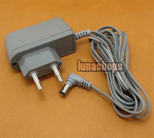 AC Converter Adapter DC 6V 500mA Power Supply Charger US plug 5.5mm x 2.1mm 0.5A LN003338(China (Mainland))