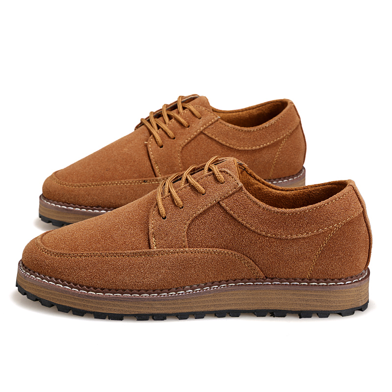 Genuine Leather Britain Casual Flats Men Oxford Shoes,Loafers Hombre ,Moccasins <br><br>Aliexpress