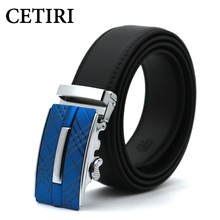 Buy 2017 New Arrive Cowhide Leather Designer Belts Men High Automatic Buckle Belt Luxury Cinturones Hombre 3.5cm Kemer for $9.44 in AliExpress store