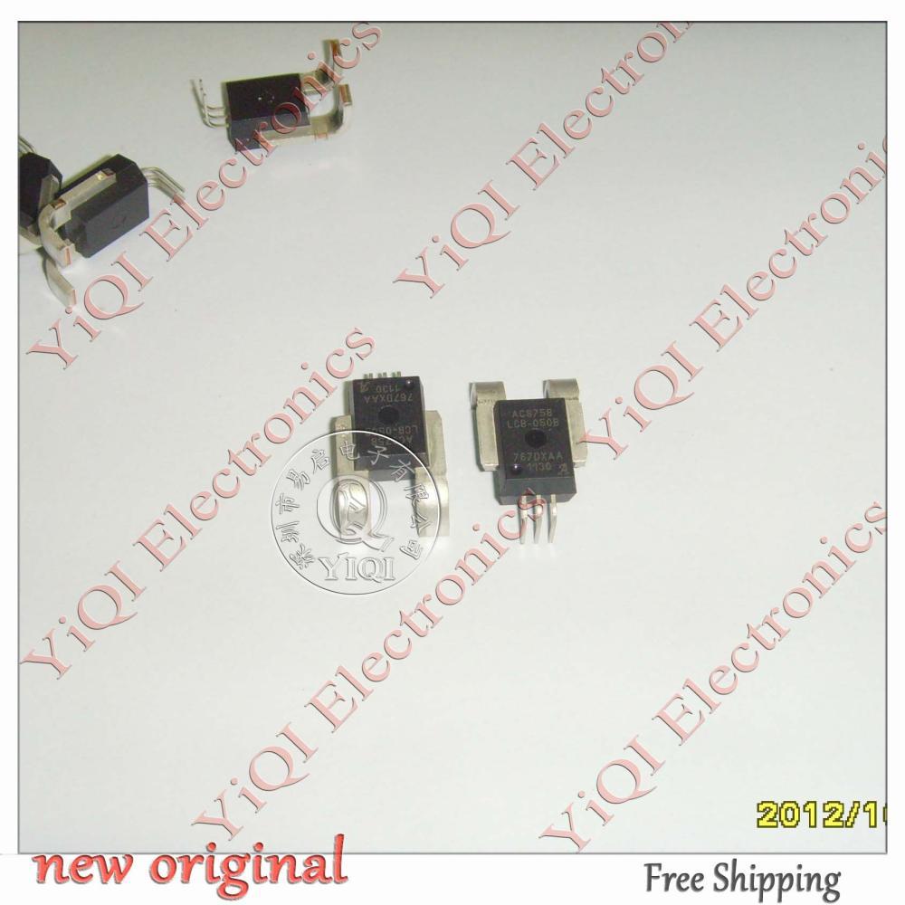 5 pieces = ACS758LCB-050B ACS758LCB ACS758 Hall Effect-Based Linear Current Sensor IC 100 Conductor - YiQi International Electronics Company store