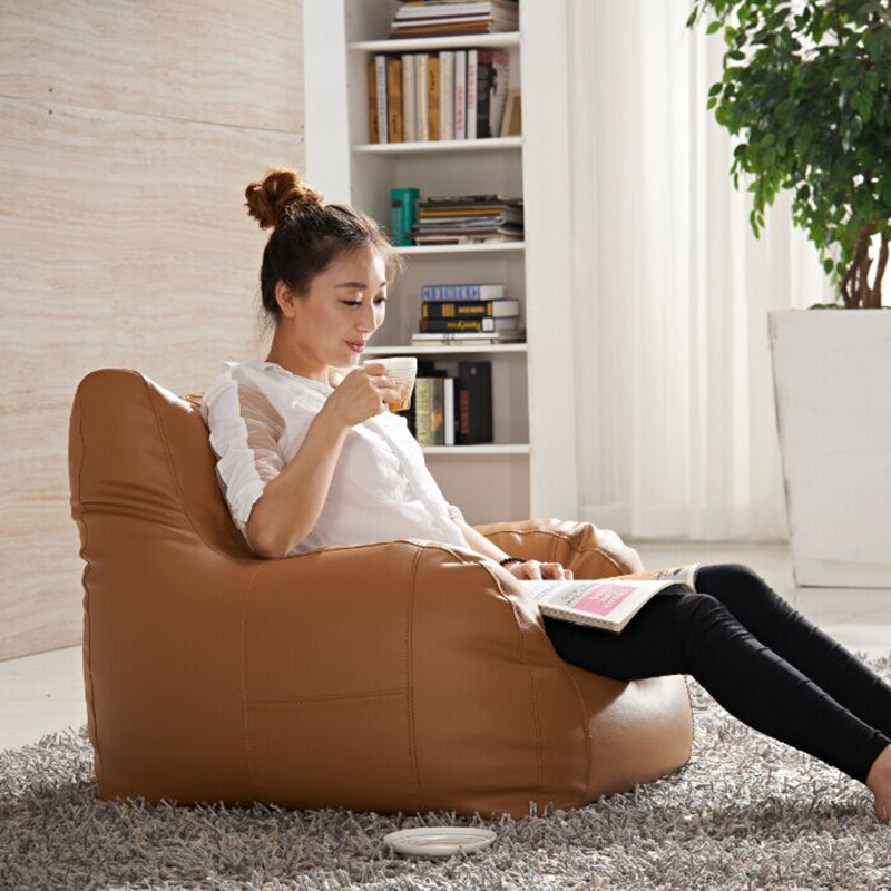 FREE SHIPPING 72*66*65cm online bean bags modern armchair beanbag sofa cover set via China post air mail without filling()