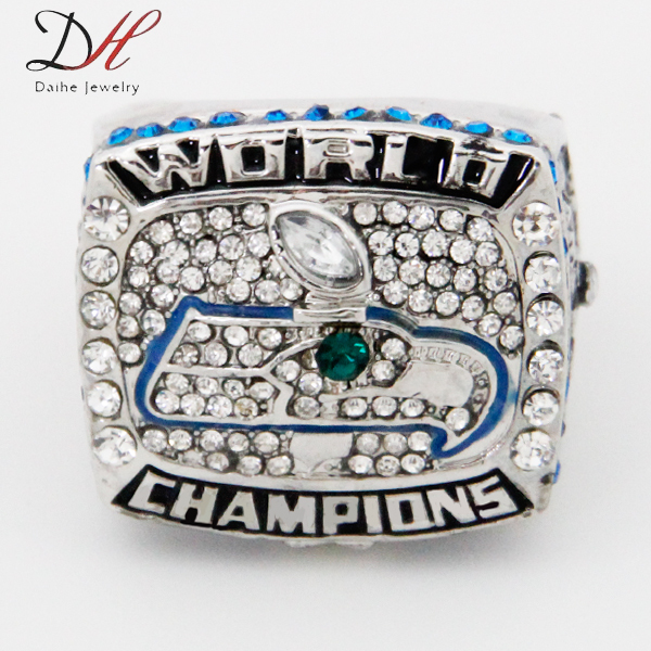 CR-20525 Replica 2013 Seattle Seahawks Size 11,12 Super Bowl Rings Championship Ring Men Jewelry - Hand Make My Day store