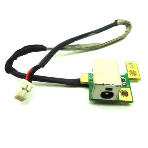 New DC Power Jack USB Board Cable for HP DV9000 DV9500 DV9700 90W(China (Mainland))