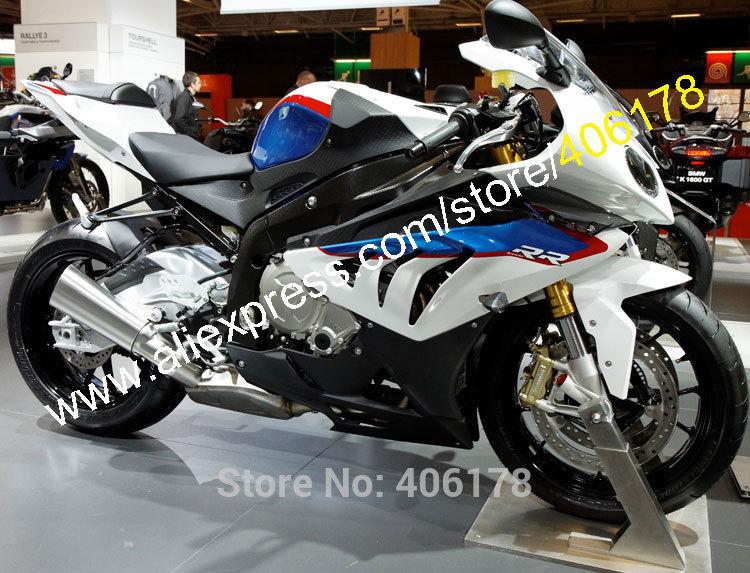 Hot Sales,White Blue Black For BMW S1000RR S 1000 RR S 1000RR S1000 RR 2010-2013 Bodywork Fairings kit (Injection molding) <br>