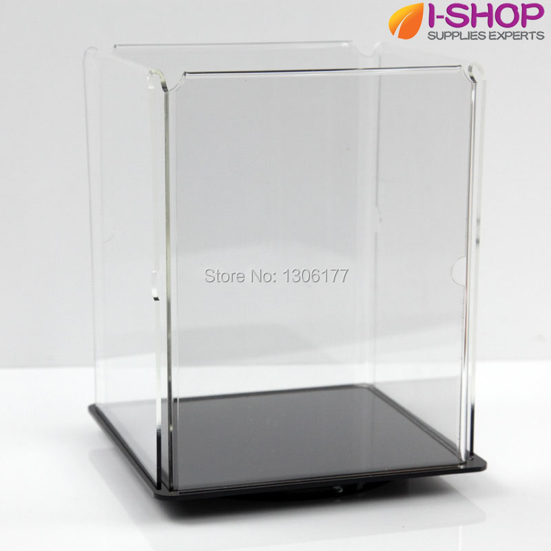 Rotating Table Sign Holder features A5 Frames on a Turntable Countertop Display 4 Sided YXZ-08(China (Mainland))