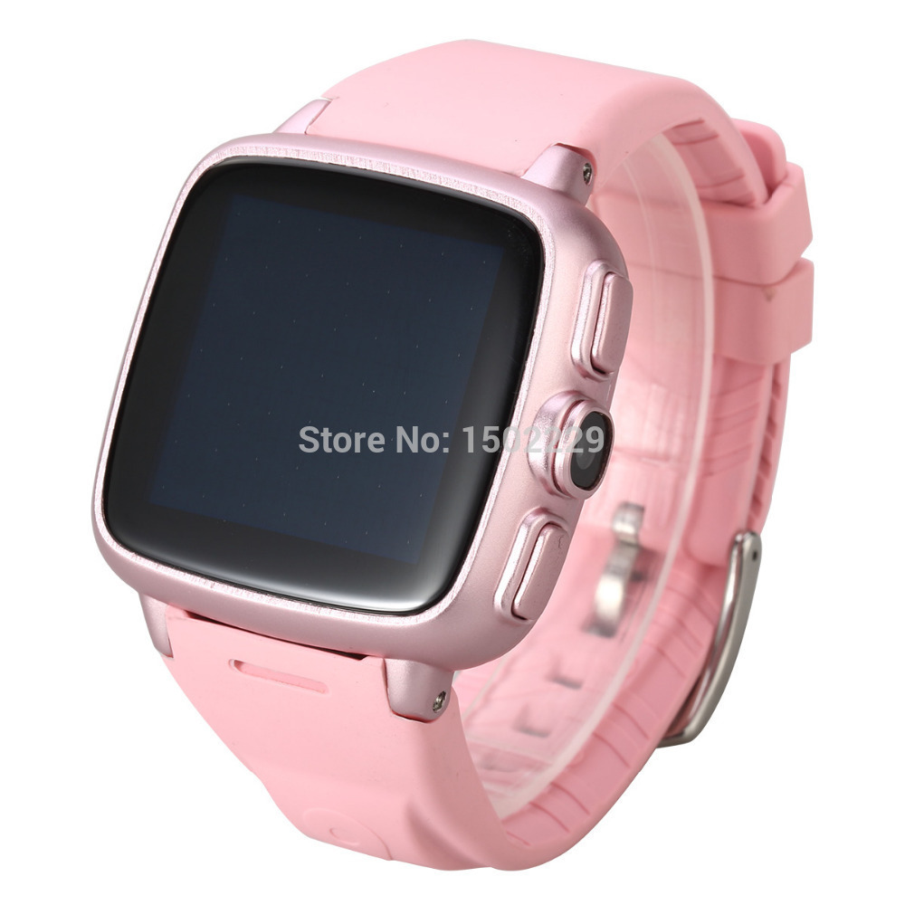 Android 4.4 UI9 Smart Watch Mobile Phone Location Heart Rate Wireless WCDMA GSM Waterproof in 5 million hd Bluetooth Watchphone(China (Mainland))